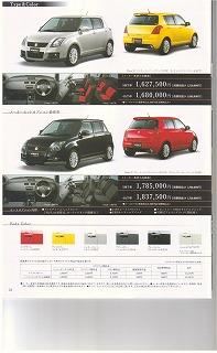 自動車 羽島 市 岐阜 県 八神自動車 NEW SWIFT SPORT 2WD 5MT