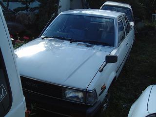 自動車 羽島 市 岐阜 県 八神自動車 中古車 トヨタ カローラ DX 4MT フロント