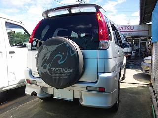 自動車 羽島 市 岐阜 県 八神自動車 中古車 ダイハツ テリオス 4AT フルタイム4WD
