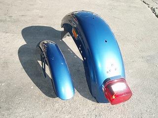 自動車 羽島 市 岐阜 県 八神自動車  2005 スポーツスター1200 Fr、Reフェンダー バラ売り可